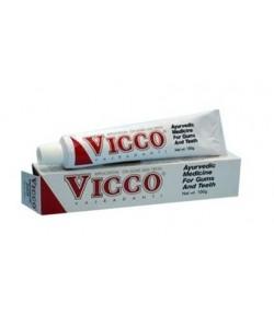 Pasta do zębów bez fluoru - Vicco 100 g