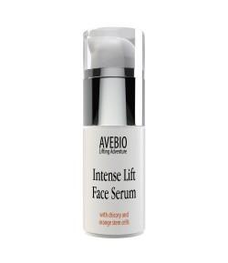 Intensywne serum liftingujące do twarzy z cykorią i komórkami macierzystymi pomarańczy - AVEBIO 15 ml