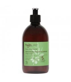 Mydło ALEPPO w Płynie - 5% Olejku Laurowego BIO - NAJEL 500 ml