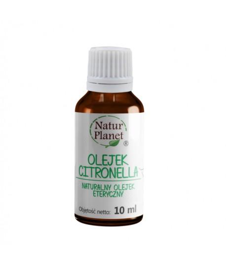 Olejek eteryczny - Citronella - Natur Planet 10 ml