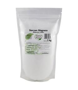 Siarczan Magnezu - Sól Epsom - Natur Planet 1 kg