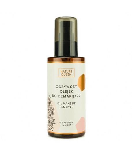 Odżywczy olejek do demakijażu - Nature Queen 150 ml