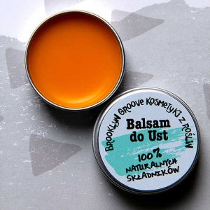 Balsam do ust - Brooklyn Groove 8g