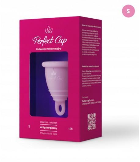 Kubeczek menstruacyjny S - jasny róż - Perfect Cup