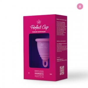 Kubeczek menstruacyjny S - ciemny róż - Perfect Cup