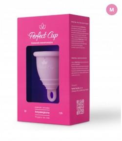 Kubeczek menstruacyjny M - pudrowy róż - Perfect Cup