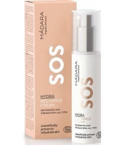 SOS Hydra Recharge - krem intensywnie odżywczy do odwodnionej skóry - Madara 50 ml