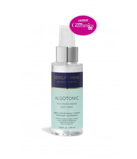 ALGOTONIC 100 ml - bogaty tonik do twarzy o działaniu odżywczym i nawilżającym - Sensum Mare