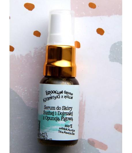 Serum do skóry suchej i dojrzałej z Opuncją Figową - Brooklyn Groove 15 ml