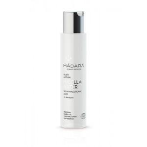 Organiczna woda micelarna z kwasem hialuronowym - Madara 100 ml