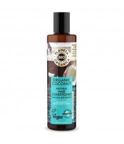 Balsam do włosów ORGANIC COCONUT - Planeta Organica 280ml