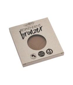Bronzer 01R matujący (jasny brąz) - wkład - 9 g PuroBIO