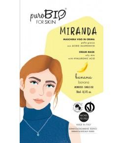 Miranda 05 - maseczka bananowa do cery tłustej - PuroBIO 10ml