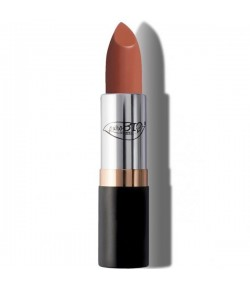 Szminka do ust 01 Bright Peach - PuroBIO