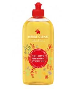Ziołowy płyn do mycia podłogi - Herbi Clean 500 ml