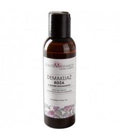 Naturalny dwufazowy płyn do demakijażu Róża z olejem arganowym - Beaute Marrakech 125 ml