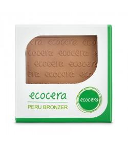 Bronzer prasowany Peru - Ecocera 10 g
