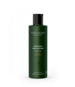 Szampon Wzmocnienie i Naprawa - Madara 250 ml