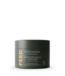 FEED - Maska naprawczo - ratunkowa do włosów suchych - Madara 180 ml