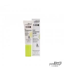 Żel po oczy nawilżający - przeciw zmęczeniu - PuroBIO 10ml