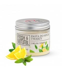 Pasta do mycia twarzy - Fresh&Natural 150 ml