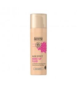 Ultralekki podkład do makijażu Nude Effect - Ivory Light 01 - Lavera 30 ml