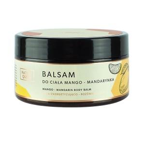 Balsam do ciała Mango Mandarynaka - Nature Queen 200 ml