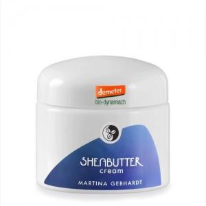 Sheabutter ultradelikatny krem dla cery alergicznej skłonnej do podrażnień - Martina Gebhardt 50 ml
