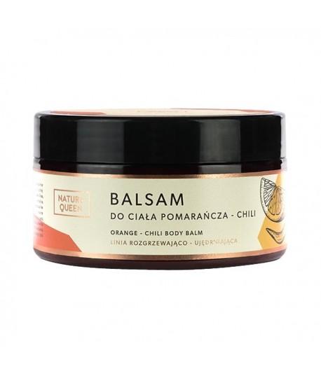 Balsam do ciała Pomarańcza Chili - Nature Queen 200 ml