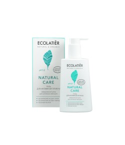 Żel do higieny intymnej Natural Care - Ecolatier 250ml