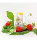 Balsam do ust Malina i Pszenica z naturalnymi filtrami przeciwsłonecznymi - Miodowa Mydlarnia