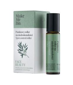 Face Beauty - Punktowy roller na niedoskonałości - Make Me Bio 10ml