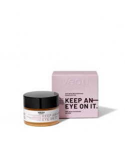 Anti-aging skoncentrowany balsam pod oczy KEEP ON EYE ON IT - veoli botanica 15 ml