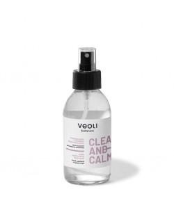 Wegański płyn o działaniu antybakteryjnym z ekstraktem z Lawendy I Rumianku - veoli botanica 80 ml