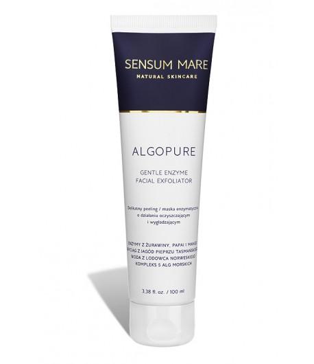 ALGOPURE delikatny peeling - maska enzymatyczna - Sensum Mare 100 ml