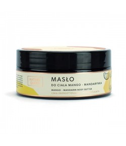 Masło do ciała Mango - Mandarynka - Nature Queen 150 ml