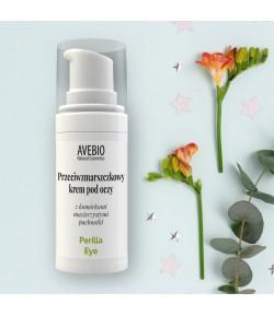 Przeciwzmarszczkowy krem pod oczy - Perilla Eye - Avebio 15 ml