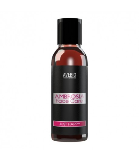 Relaksująca Ambrozja do twarzy JUST HAPPY - Avebio 50 ml