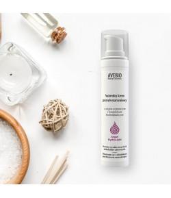 Naturalny krem przeciwstarzeniowy - Argan HydroLipid - Avebio 50 ml
