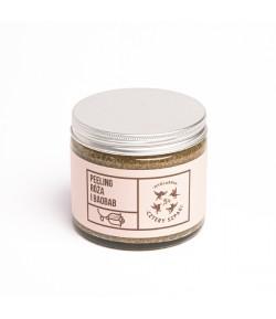 Peeling do ciała Róża i Baobab - Mydlarnia Cztery Szpaki 250 ml