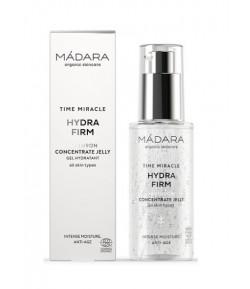 Nawilżający żel z kwasem hialuronowym Time Miracle Hydra Firm - Madara 75 ml