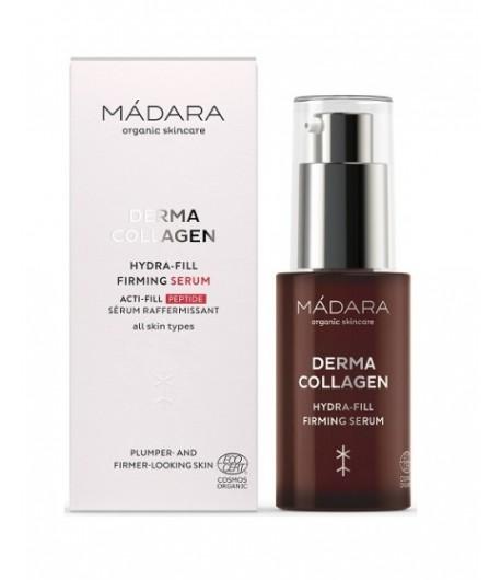 Serum ujędrniające Derma Collagen Hydra Fill- Madara 30 ml