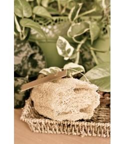 Loofa (Loofah) Rozmiar II - 100% naturalna myjka zero waste