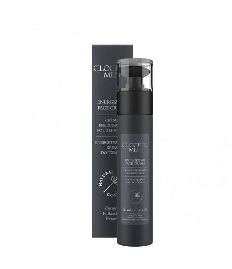 Energetyzujący krem do twarzy dla mężczyzn - Clochee 50 ml