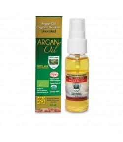 Olej Arganowy - 30 ml Efas z rozpylaczem butelka plastikowa