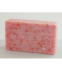 Mydło Marsylskie Płatki róży -  Le Chatelard 1802 100g