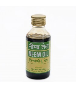 Olejek Neem (Miodla Indyjska) tłoczony na zimno 100 ml