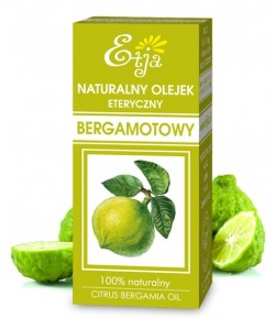 Olejek eteryczny - Bergamotowy - Etja 10 ml