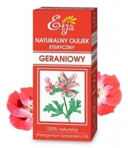 Olejek eteryczny - Geraniowy - Etja 10 ml