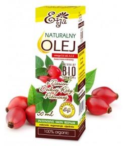 Olej z nasion Dzikiej Róży Piżmowej - Etja 50 ml